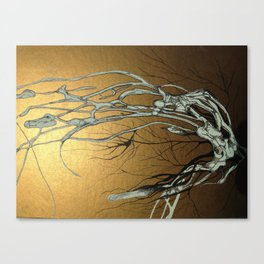 Branching Out by Kierra Colquitt Canvas Print