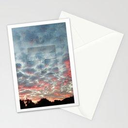 ALARM 02 Stationery Cards