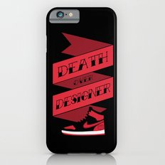 Death Over Designer iPhone 6s Slim Case