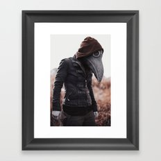 Alternate Plague Framed Art Print