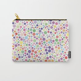 The colorful dot pattern Carry-All Pouch