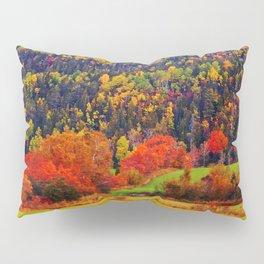 Explosion of Autumn Colors Pillow Sham