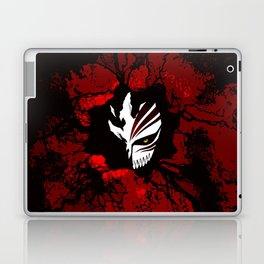 Hollow Mask halloween Laptop & iPad Skin