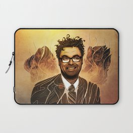 Mauro Ranallo Laptop Sleeve