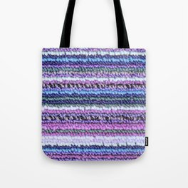 Lilac Blue Carpet Tote Bag