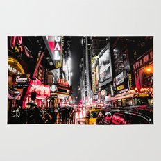 New York City Night II Rug