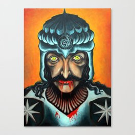 The Impaler Canvas Print