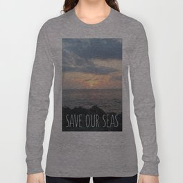 sos Long Sleeve T-shirt