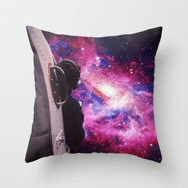The Great Voyage Throw Pillow
