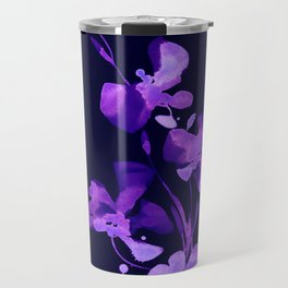 Organic Impressions 334zi by Kathy Morton Stanion Travel Mug