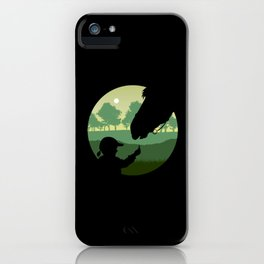 Horse Girl Cute Horse Ride design Gift for Horse Riders and iPhone Case