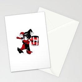 Grumpy Harley Cat Stationery Cards