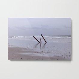 Beach Beauty (2) Metal Print
