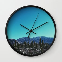Sun servants Wall Clock