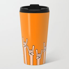 Born to rock Travel Mug