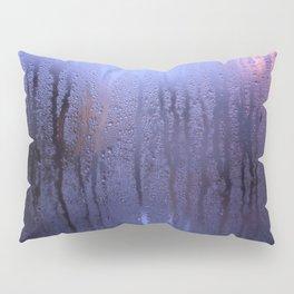 Purple Condensation Pillow Sham