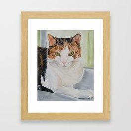 Queeny Framed Art Print