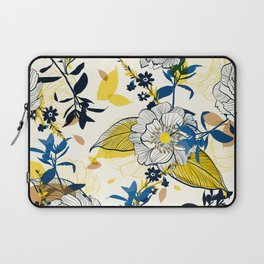 Flowers patten1 Laptop Sleeve