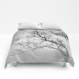 Winter Veins Comforters