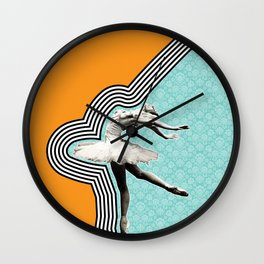 Flexible.Powerful.Beautiful Wall Clock