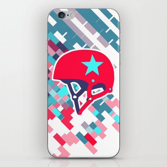 Roller Derby iPhone & iPod Skin