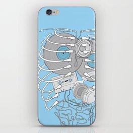Internal Rhythm iPhone Skin