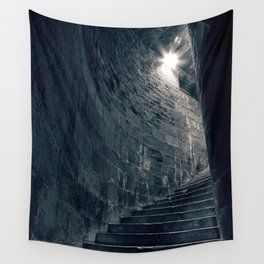 Stairway to Heathens Wall Tapestry