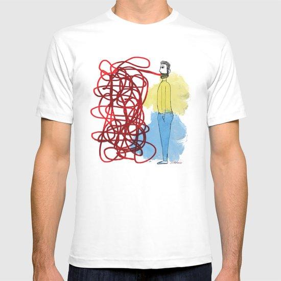 Something hard to say T-shirt
