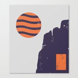 Tundra Canvas Print