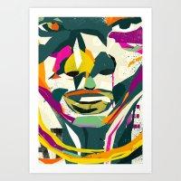 Meridiano Up Art Print