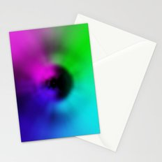 Warp Eye Stationery Cards