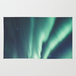 Aurora - Landscape and Nature Photography Rug