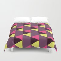 90s Duvet Covers featuring Was it the 90s by Penguin Crush
