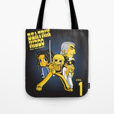 Beatrix Kiddo Vs The De.Vas Tote Bag