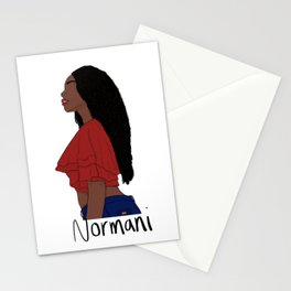 Normani Kordei 2.0 Stationery Cards