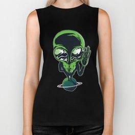 Alien Biker Tank