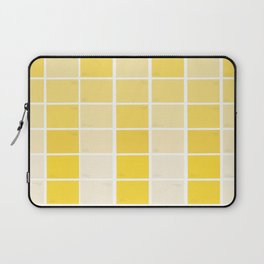 paintchips yellow Laptop Sleeve