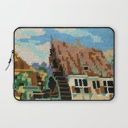 Found Tapestry Mill Laptop Sleeve