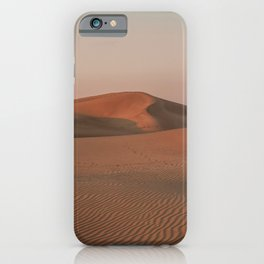 Far as the eye can see iPhone Case