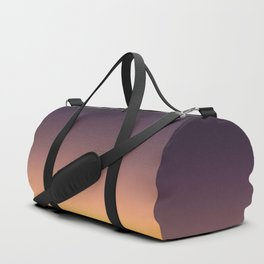 LA sunset sky gradient 041 Duffle Bag