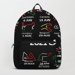 Formula 2021 Backpack