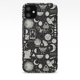 Lunar Pattern: Eclipse iPhone Case