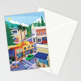 Town of Los Gatos (A Day in the Life) Stationery Cards