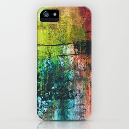 earth #3 iPhone Case