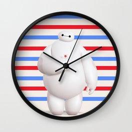 Baymax Big Hero 6 Wall Clock