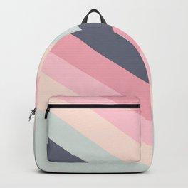 Retro Summer Chevron #7 #minimal #decor #art #society6 Backpack