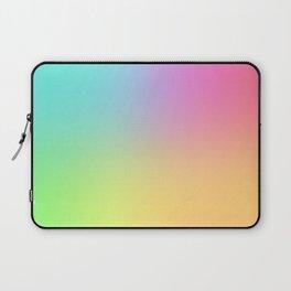 Blended Rainbow Laptop Sleeve