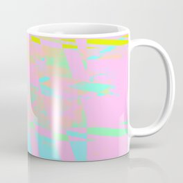 Clouds Mingle with Lines 5 Coffee Mug