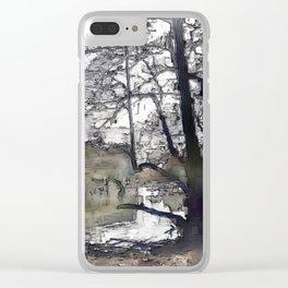Waterside. Clear iPhone Case