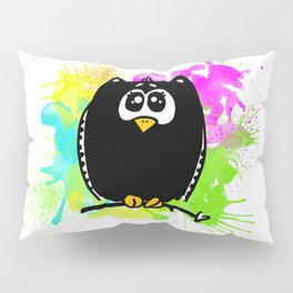 The owl without name Pillow Sham